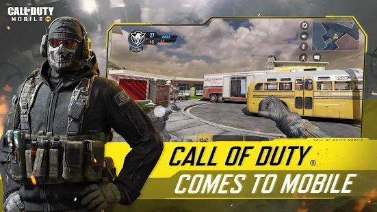 使命召唤手游国际服(Call of Duty®: Mobile)截图1