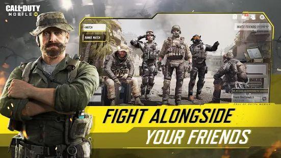 使命召唤手游国际服(Call of Duty®: Mobile)截图4